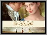 Becoming Jane, James McAvoy, Anne Hathaway