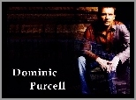 Dominic Purcell,koszula, jeansy