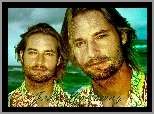 Filmy Lost, Josh Holloway, zarost