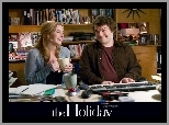 Holiday, Jack Black, Kate Winslet, biuro