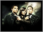 Torchwood, John Barrowman, Eve Myles, Kai Owen
