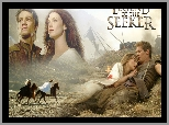 Serial, Miecz Prawdy, Legend of the Seeker,  Bridget Regan, Craig Horner