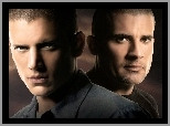 Prison Break, Wentworth Miller, Dominic Purcell