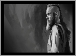 Paintography, Travis Fimmel, Film, Vikings, Ragnar Lodbrok