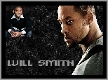 Will Smith, czarny sweterek