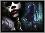 Batman Dark Knight, Heath Ledger, Joker
