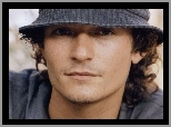Orlando Bloom,kapelusz