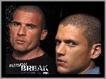 Prison Break, Skazany na śmierć, Dominic Purcell, Wentworth Miller