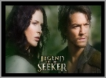 Miecz prawdy, Legend of the Seeker, Craig Horner, Bridget Regan