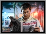 Dexter, Gazeta, Michael C. Hall