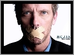 Dr. House, Hugh Laurie, Plastry