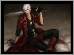Gra, Devil May Cry, Dante, Miecz