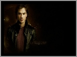Ian Somerhalder - Damon Salvatore, Serial, Pamiętniki wampirów, The Vampire Diaries