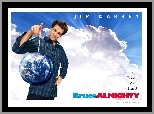 Jim Carrey,bruce almighty