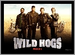 Wild Hogs, John Travolta, Tim Allen, William H. Macy, Martin Lawrence