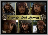 Pirates of the Caribbean, Johnny Depp, Aktor