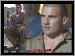 Prison Break, kombinezon, wieża, Dominic Purcell
