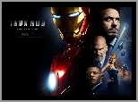Iron Man, Robert Downey Jr., Terrence Howard, Jeff Bridges, Gwyneth Paltrow