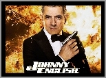Aktor, Rowan Atkinson, Film, Johnny English