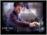 Star Trek, Karl Urban