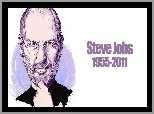Steve Jobs, Apple, Portret
