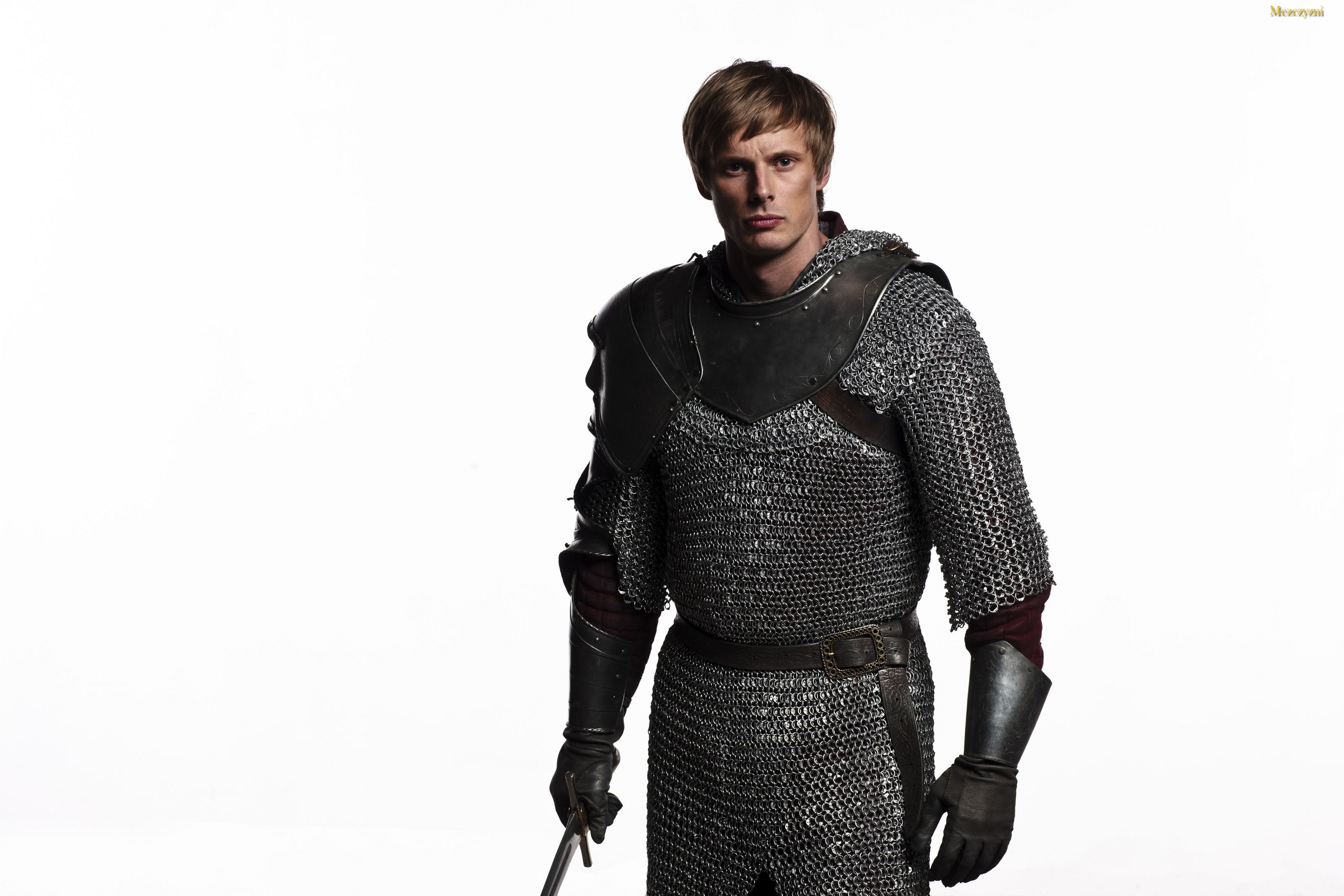 Serial, Przygody Merlina, The Adventures of Merlin, Artur - Bradley James