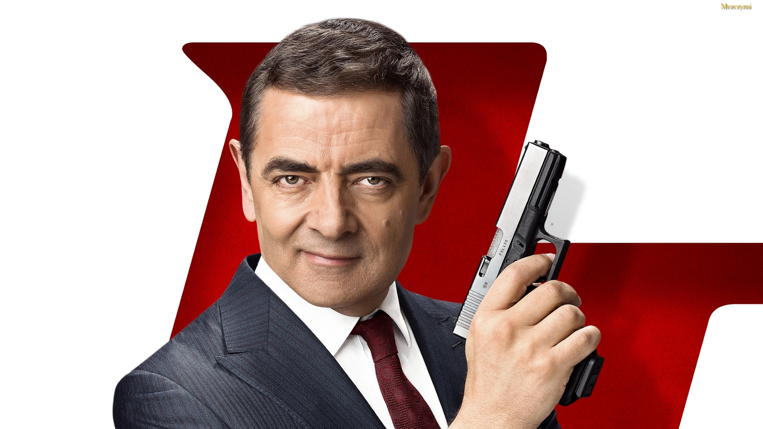 Aktor, Rowan Atkinson, Film, Johnny English Strikes Again