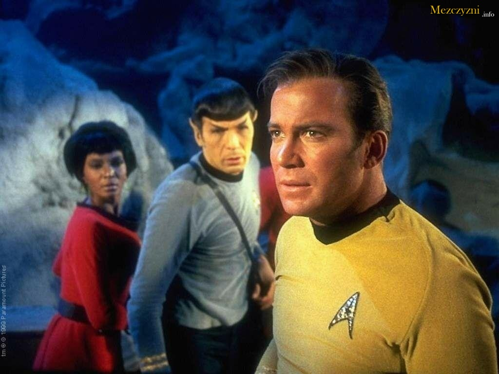 Star Treck, Postać James T. Kirk, Aktor William Shatner